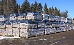Bagged firewood for sale Alberta